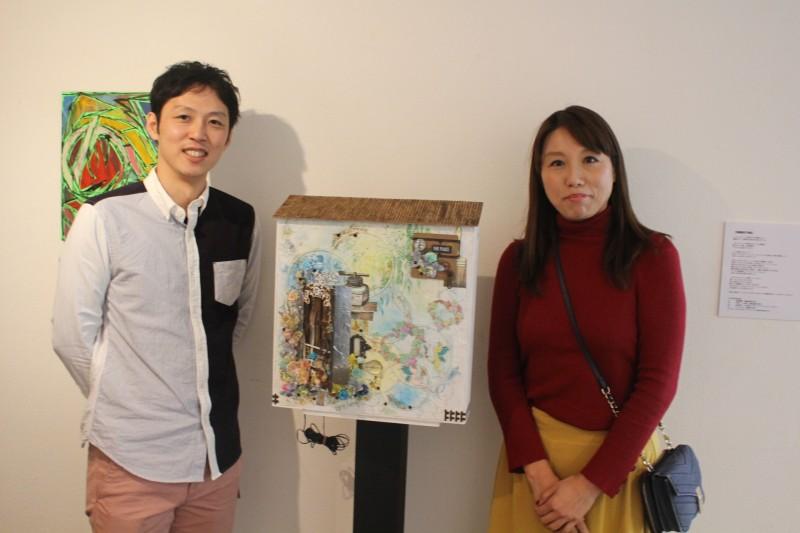 大分が誇る若手彫刻家『森 貴也 展』にてコラボ作品展示中 ...